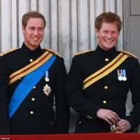 harry&william